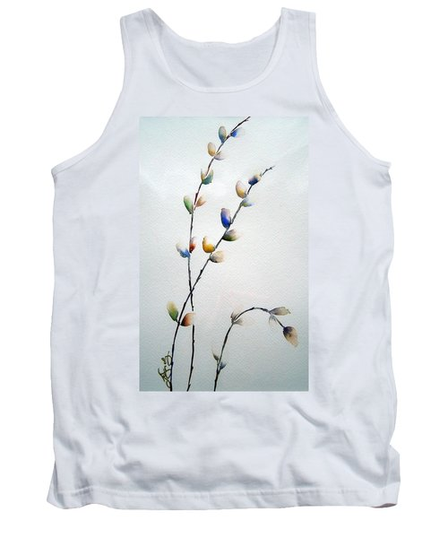 Pussy Willows Tank Top