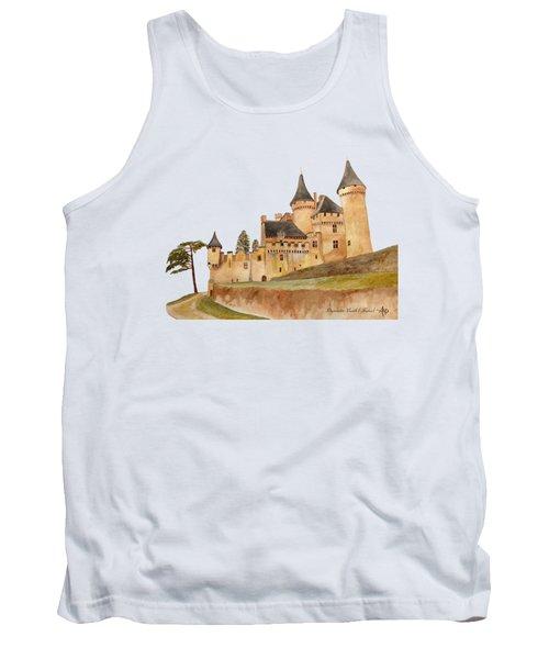 Puymartin Castle Tank Top