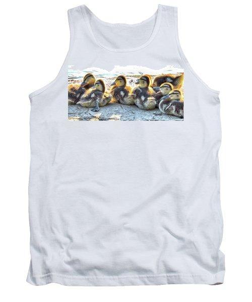 Quacklings Tank Top