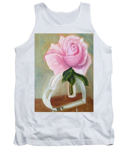 Tank Top featuring the painting Queen Elizabeth by Sharon Schultz