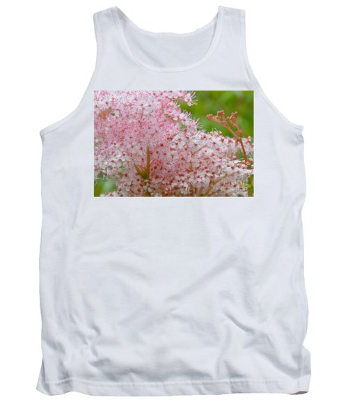 Queen Of The Prairie Nature Art Tank Top