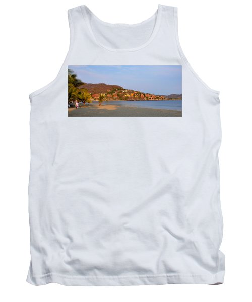 Quiet Afternoon Tank Top by Jim Walls PhotoArtist