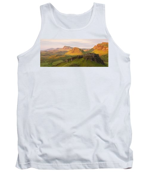 Quiraing Panorama Tank Top