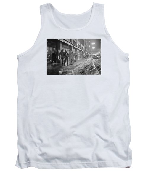 Quitting Time For Daytons Staff Tank Top