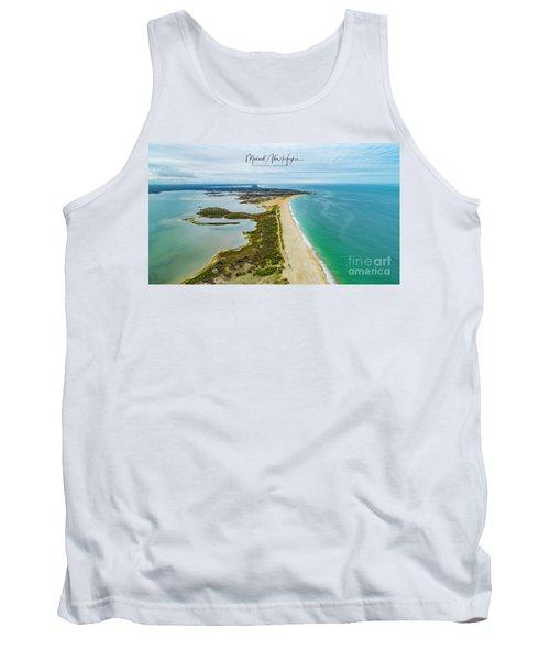 Quonochontaug Beach Tank Top