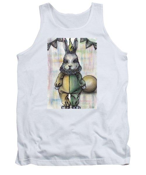 Rabbit Pierrot Tank Top