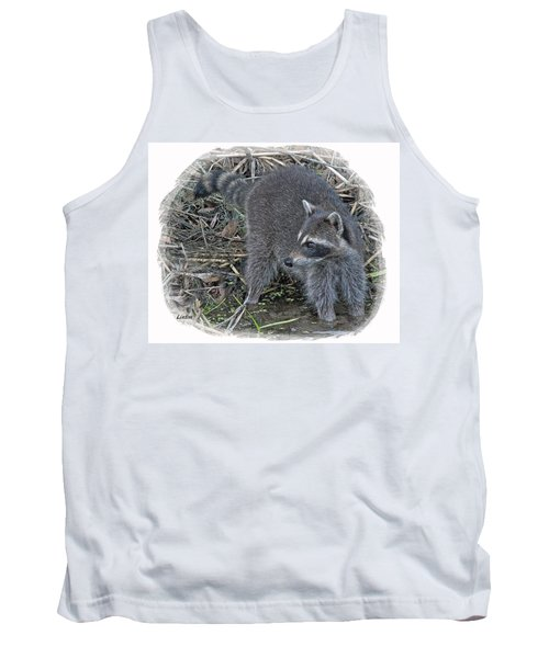 Raccoon Tank Top