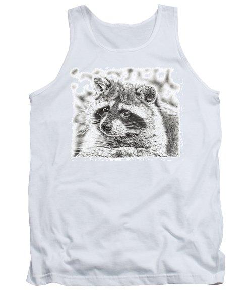 Raccoon Tank Top