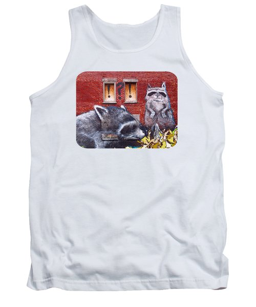 Raccoons Tank Top