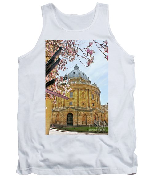 Radcliffe Camera Bodleian Library Oxford  Tank Top