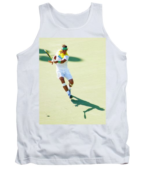 Rafael Nadal Shadow Play Tank Top