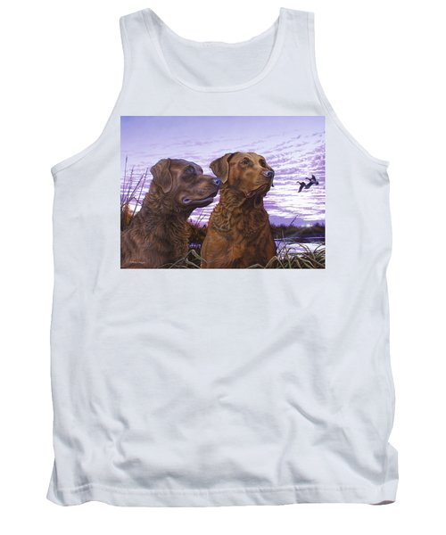 Ragen And Sady Tank Top