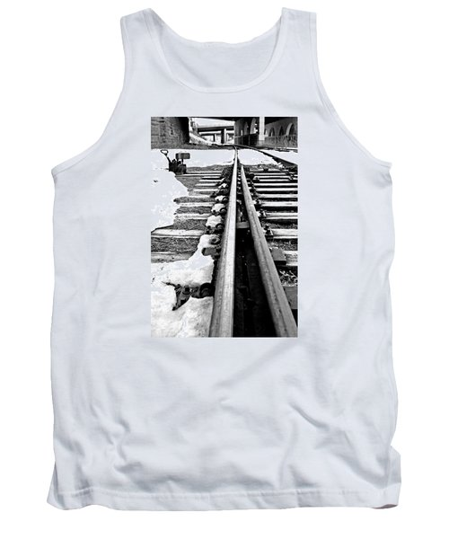 Rail Yard Switch Tank Top