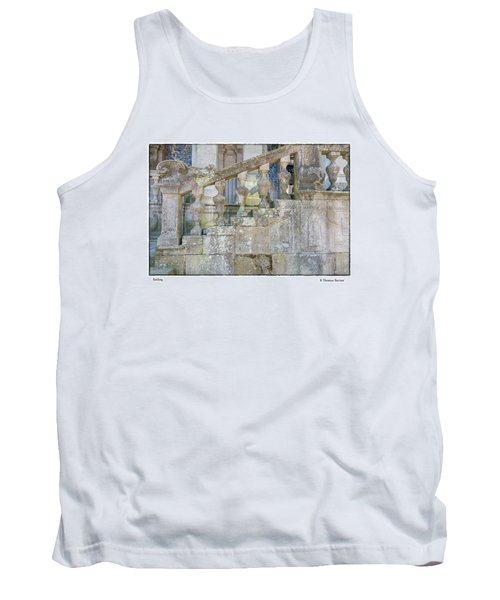 Railing Tank Top by R Thomas Berner