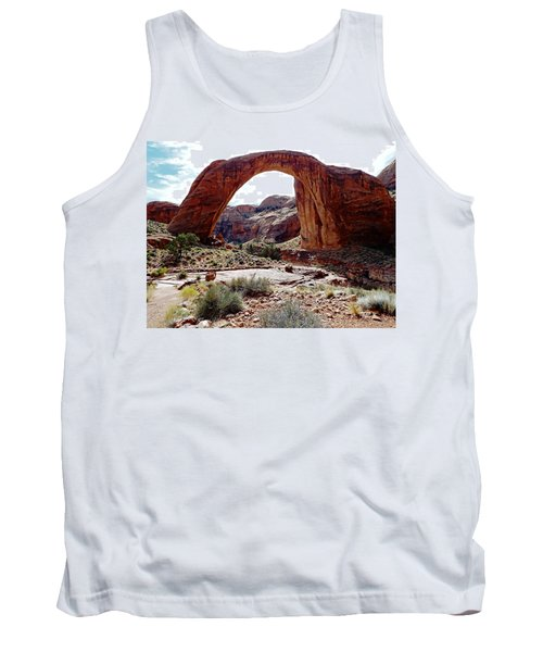 Rainbow Bridge National Monument Tank Top