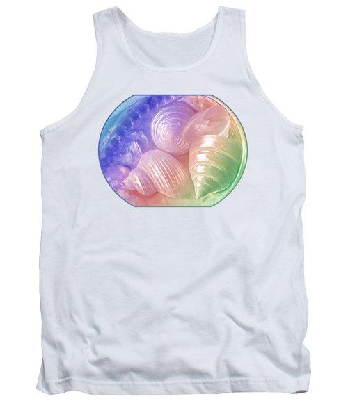 Rainbow Pearl Treasure Tank Top