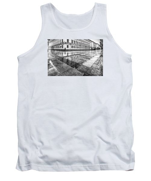 Tank Top featuring the photograph Rainy Day by Jivko Nakev