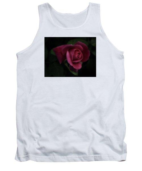 Rambling Rose Tank Top by Richard Cummings
