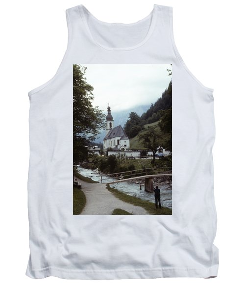 Ramsau Church Tank Top