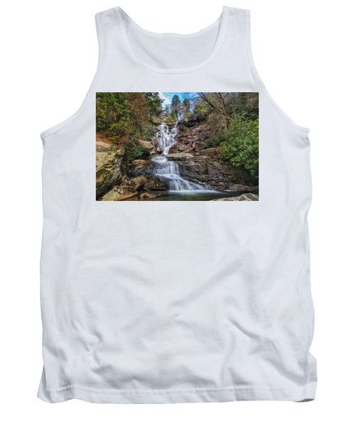 Ramsey Cascades - Tennessee Waterfall Tank Top