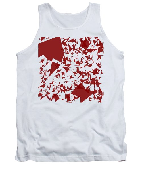 Random Shreds Tank Top