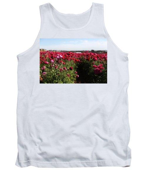 Ranunculus Field Tank Top