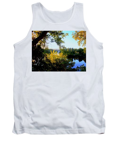 Tank Top featuring the photograph Rawdon by Elfriede Fulda