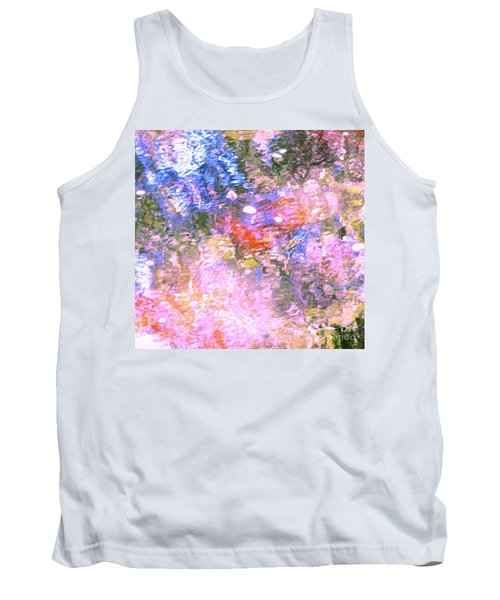 Reaching Angels   Tank Top