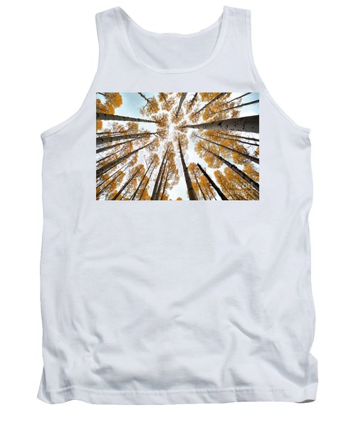 Reaching The Sky Tank Top