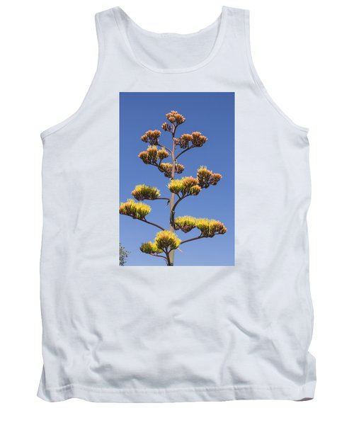 Tank Top featuring the photograph Reaching To The Sky by Laura Pratt