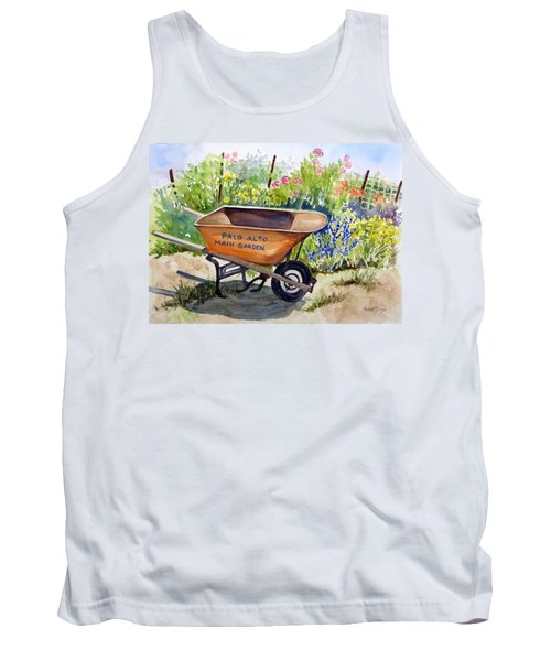 Ready At The Main Garden Tank Top