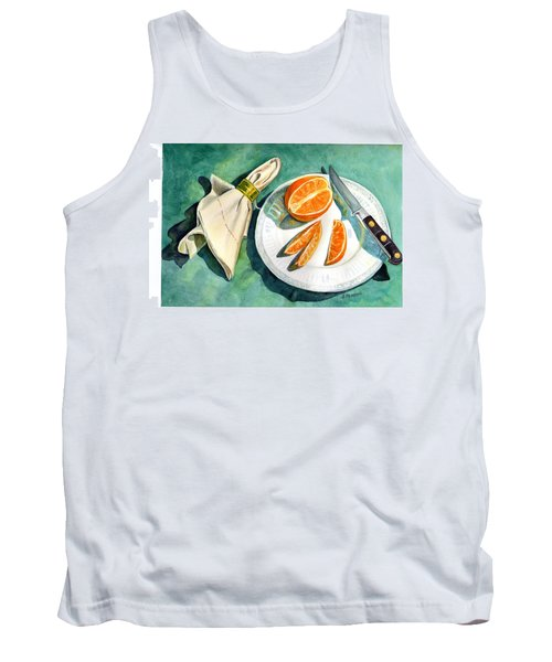 Ready For A Snack Tank Top