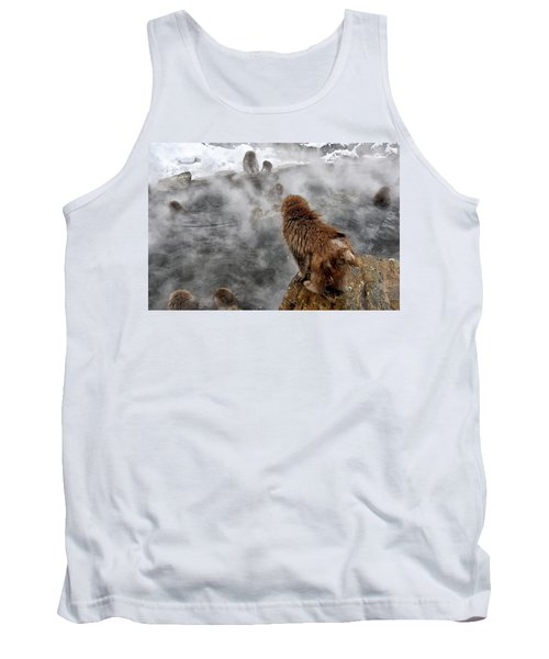 Ready For The Plunge Tank Top