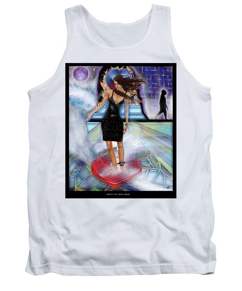 Ready To Love Again Tank Top