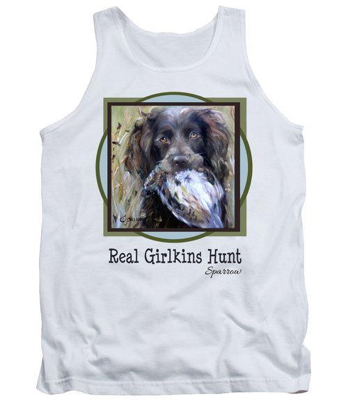 Real Girlkins Hunt Tank Top