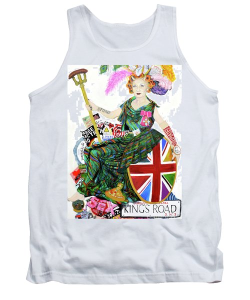 Rebel With A Cause Tank Top