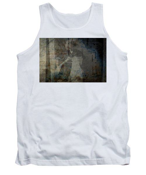 Recurring Tank Top by Mark Ross