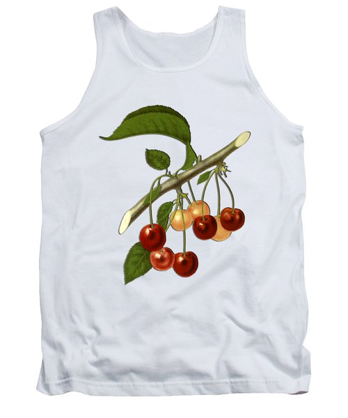 Red Cherries Tank Top