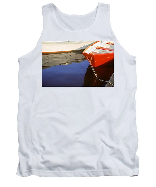 Red Dory Photo Tank Top