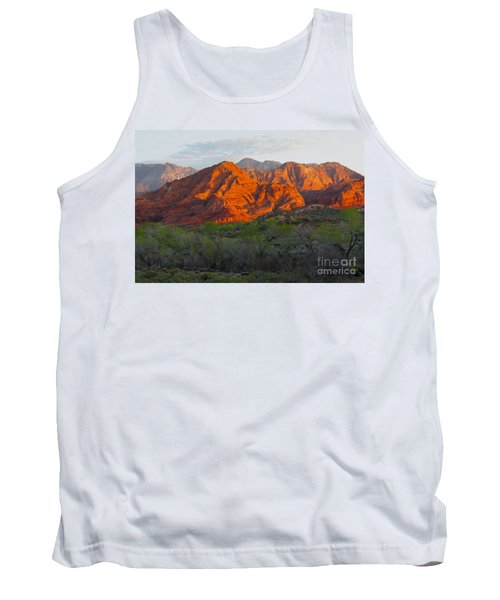 Red Hills Tank Top