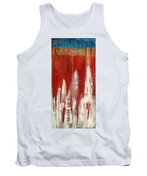 Red Holiday Tank Top