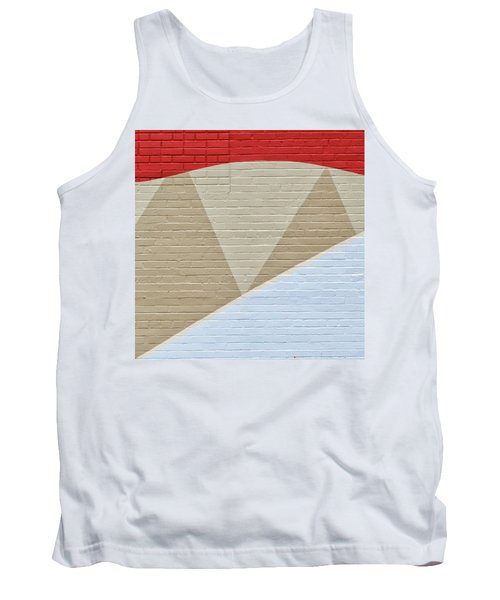 U-haul Art Tank Top