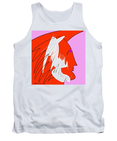 Red Wing Tank Top