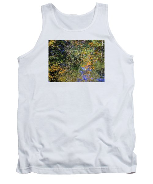 Reflected Glory Tank Top by Tim Good