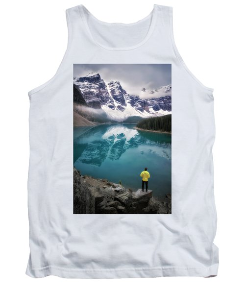 Reflecting On Reflections Tank Top by Nicki Frates