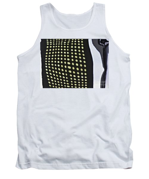 Tank Top featuring the photograph Reflection On 42nd Street 1 by Sarah Loft