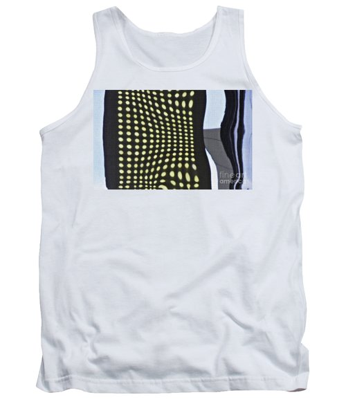 Tank Top featuring the photograph Reflection On 42nd Street 2 by Sarah Loft
