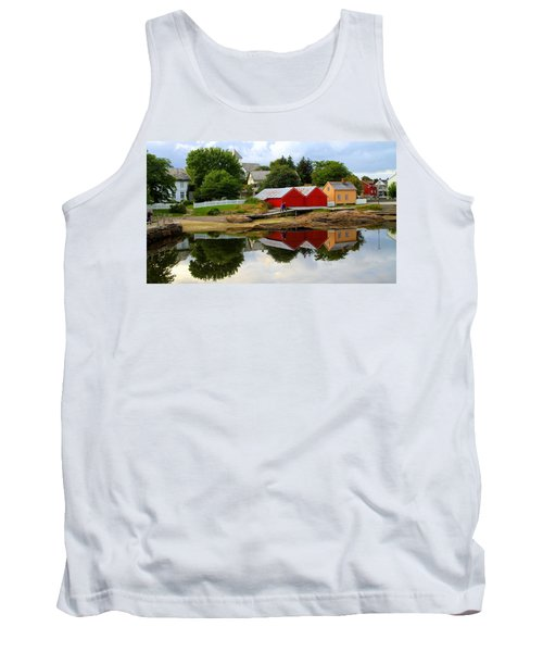 Reflections In Rorvik Tank Top