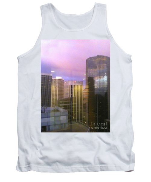 Reflections Looking East Tank Top
