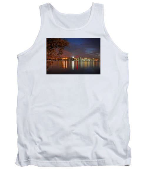 Reflections Of Madison Tank Top